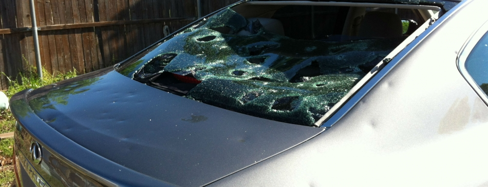 Buy Here Pay Here Dallas Tx >> This Infiniti M35S was Demolished by Baseball Sized Hail ...