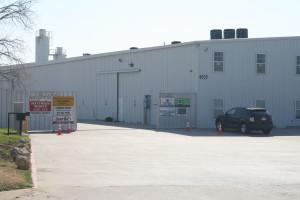 Entrance to Dent Biz 4000 Haslet-Roanoke Rd, Roanoke Tx 76262