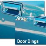Door Dings Removed at Dent Biz